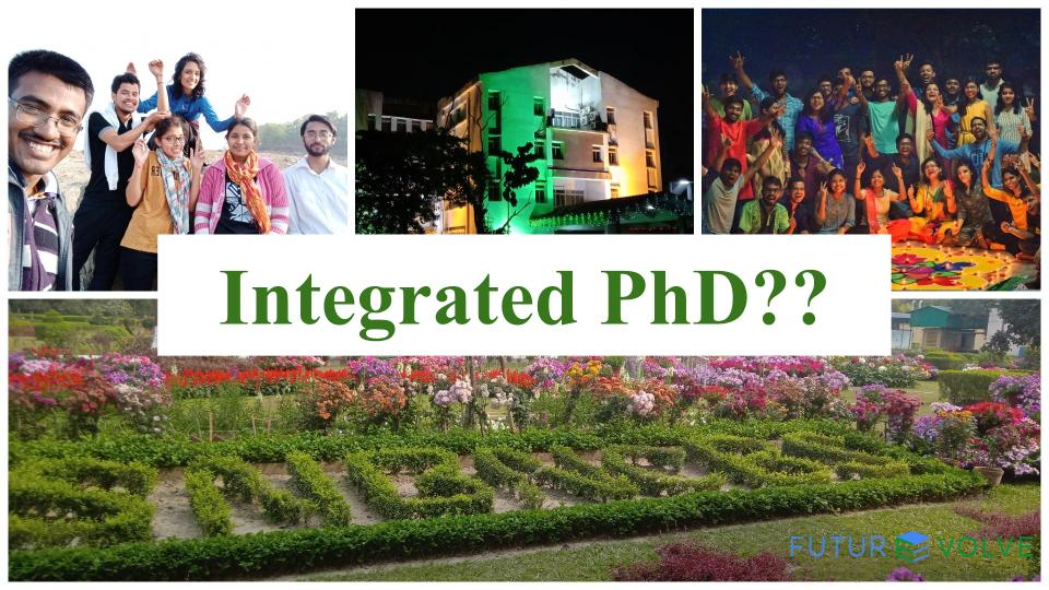 Integrated phd